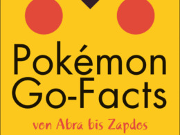 Max Power - Pokémon Go Facts (Cover)