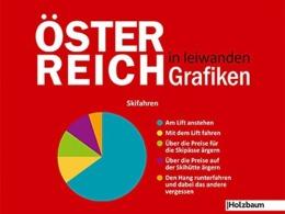 Österreich in leiwanden Grafiken - © Cover Holzbaumverlag
