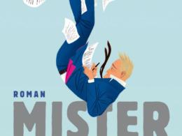 ndrew Sean Greer - Mister Weniger - Cover © S. Fischer