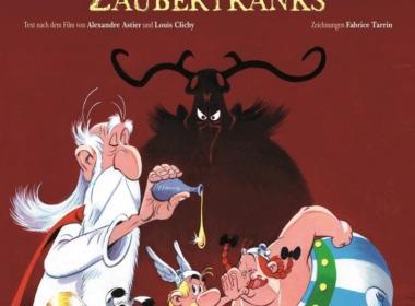 Asterix - Das Geheimnis des Zaubertranks - Cover © Egmont/Ehapa