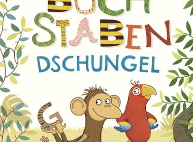 Buchstabendschungel Cover - © Loewe Verlag