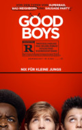 Good Boys Filmplakat