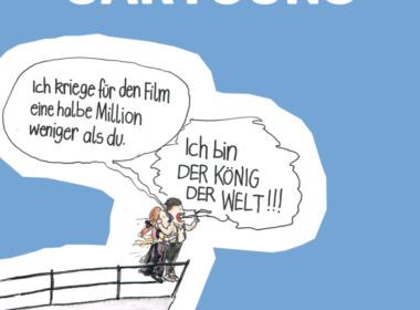 Filmreife Cartoons - Cover - © Holzbaumverlag