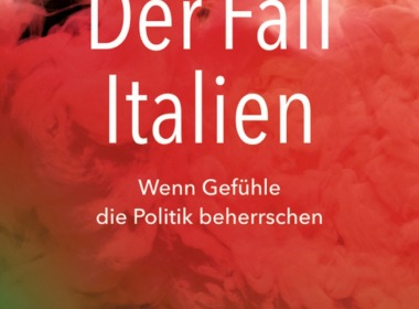 Ulrich Ladurner - Der Fall Italien (Cover © Körber Stiftung)