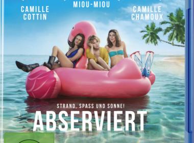 Abserviert - BlurayCover (© Alamode Film)