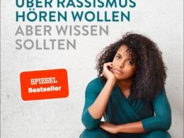 Alice Hasters - Was weiße Menschen nicht über Rassismus hören wollen aber wissen sollten (Cover © hanserblau)