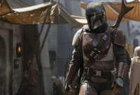 Der Mandalorianer auf Tatooine - © Disney