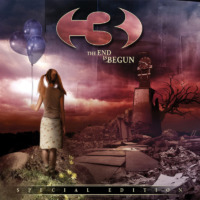 3 (Three) - The End Is Begun (© Cover: Metal Blade Records)