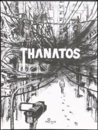 Jan Egesborg / Johannes Töws - Thanatos (© Alibri Verlag)
