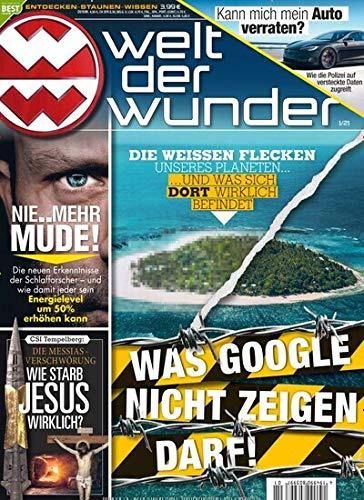 Welt der Wunder 1-21 (© Welt der Wunder - Bauer Vertriebs KG)