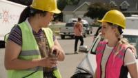 Megan soll Victoria bei den Flirtversuchen helfen