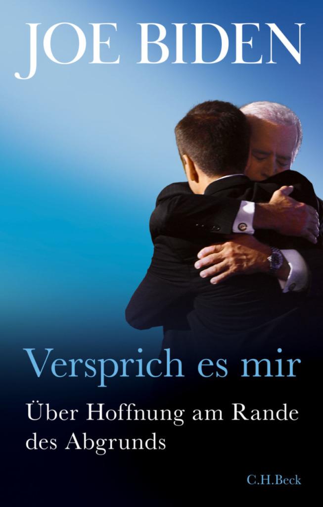Joe Biden - Versprich es mir - Cover - © Beck