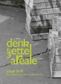 Koban & Groh (Hrsg.) - Denkzettelareale - junge Lyrik (Cover © Reinecke & Voß)