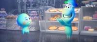 Soul - 22 und Joe mit Pizza © Disney/Pixar