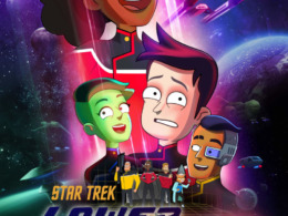 Star Trek Lower Decks Poster - © Amazon Corporate