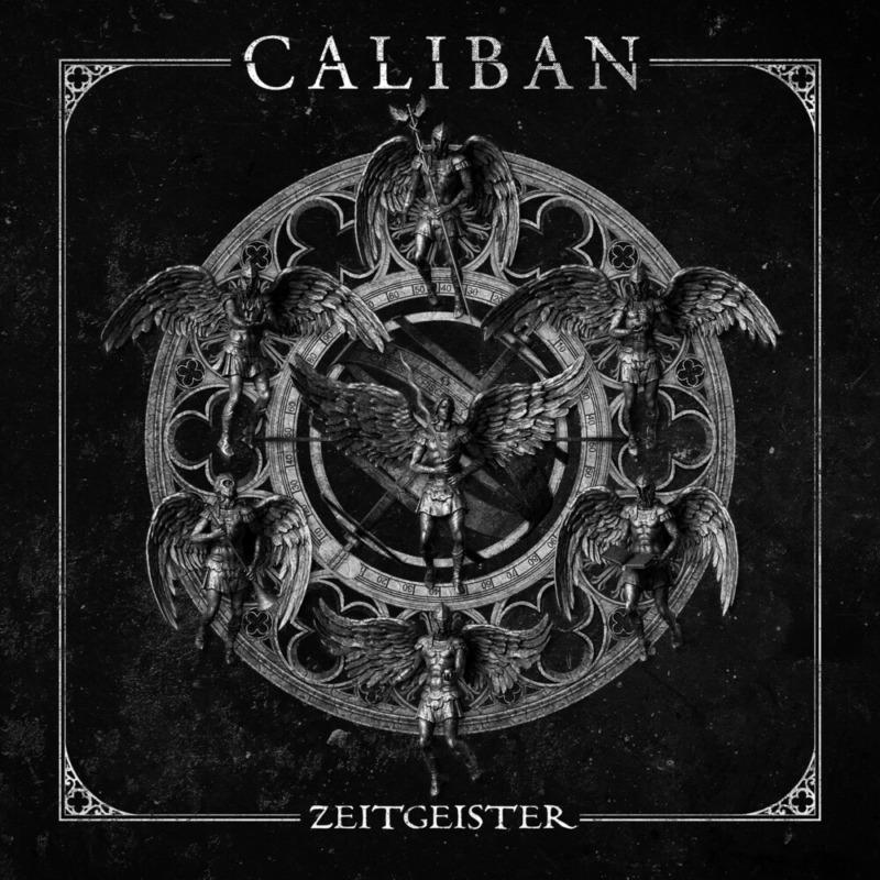 Caliban - Zeitgeister (© Century Media - Caliban)