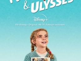 Flora & Ulysses Filmplakat - © Disney