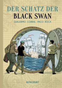Guillermo Corral - Der Schatz der Black Swan (© Reprodukt Verlag)