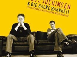Jess Jochimsen & Sascha Bendiks - Flaschendrehen und andere miese Bräuche (© Wortart AS Media GmbH - Jess Jochimsen & Sascha Bendiks)