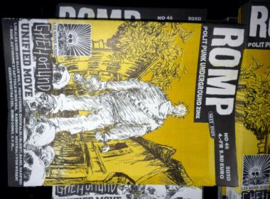 ROMP No. 48 (© Oliver Lippert (Foto) - ROMP (Cover)