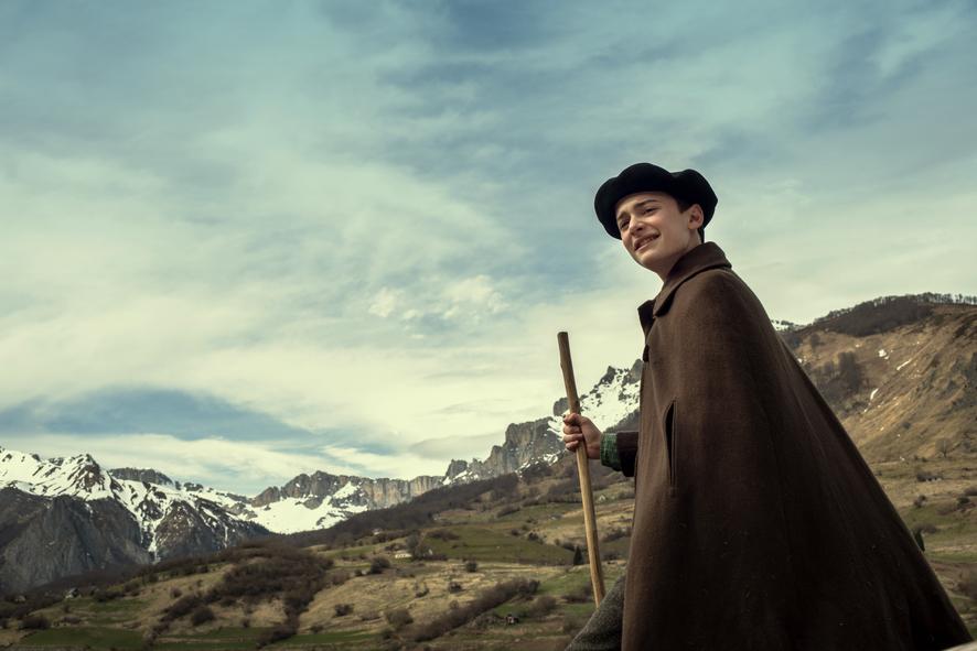 Noah Schnapp spielt den Hirtenjungen Jo © EuroVideoMedien