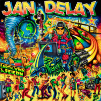Jan Delay - Earth, Wind & Feiern (© Universal Music)