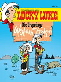 Cover Lucky Luke Album 100 © Lucky Comics 2021