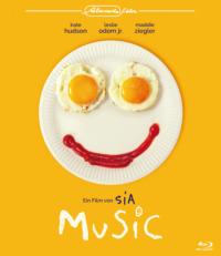 Music - BluRay-Cover © Alamode Film