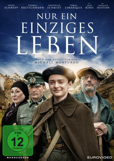 Nur ein einziges Leben DVD-Cover - © EuroVideoMedien