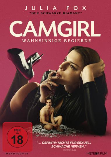 Camgirl DVD Cover © Meteor Film