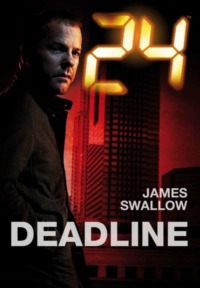 James Swallow - Deadline Cover © CrossCult