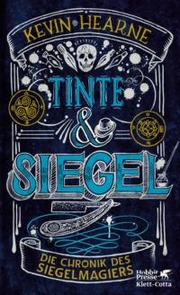 Tinte & Siegel Buchcover - © Hobbit Presse / Klett-Cotta