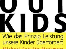 Michael Schulte-Markwort - Burnout Kids - Cover - © Knaur