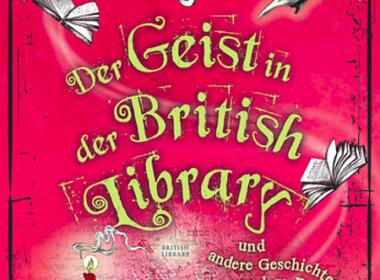 Ben Aaronovitch - Der Geist in der British Library und andere Geschichten aus dem Folly (© dtv)