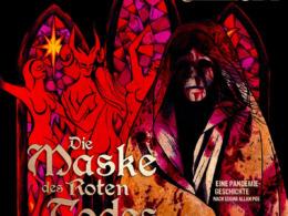 Corvus Corax - Die Maske des Roten Todes - Eine Pandemie-Geschichte (nach Edgar Allen Poe) (© Behßmokum Records)