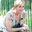 J.K. Rowling bei einer Lesung im Jahr 2010, Foto: Daniel Ogren, CC BY 2.0 via Wikimedia Commons