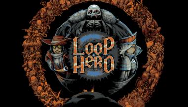 Loop Hero Logo; Grafik: Devolver Digital