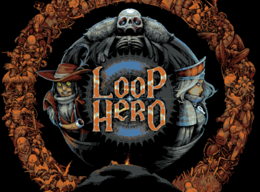 Loop Hero Logo; Grafik: Devolver Digital