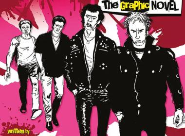 Sex Pistols - Die Graphic Novel (© Panini)