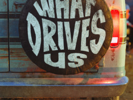 What Drives Us - Poster