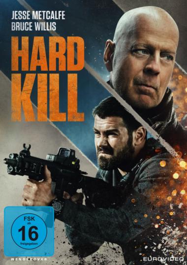 Hard Kill DVD Cover