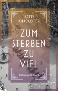 """Lotte Kinskofer bietet in """"Zum Sterben zu viel"""" einen sehr ruhigen, ungewöhnlichen Plot, welcher mit viel Dialekt dargeboten wird."""
