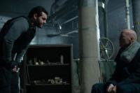 Hard Kill mit Bruce Willis und Sergio Rizzuto