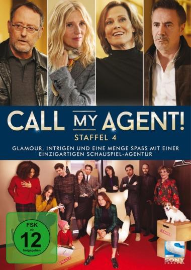 Call My Agent! Staffel 4 (Serie, 2DVD)