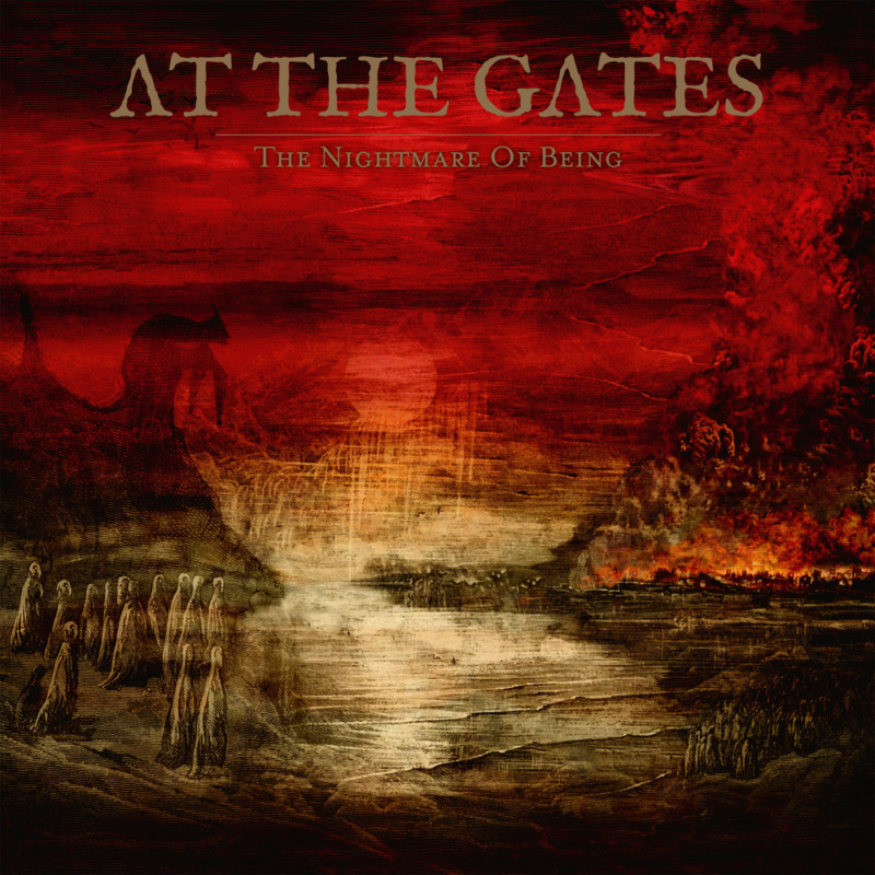 At The Gates - The Nightmare of Being (© Century Media)