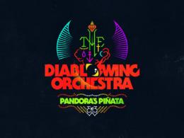 Diablo Swing Orchestra - Pandora's Piñata (© Candlelight Records)