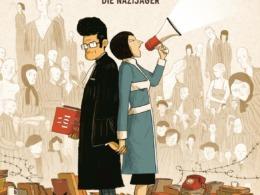 Pascal Bresson - Beate & Serge Klarsfeld - Die Nazijäger (© Carlsen Verlag)