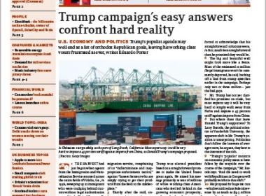 © World And Press Business - English Language For The Global Economy - Ausgabe Februar 2017 Nr. 02 - 6. Jahrgang