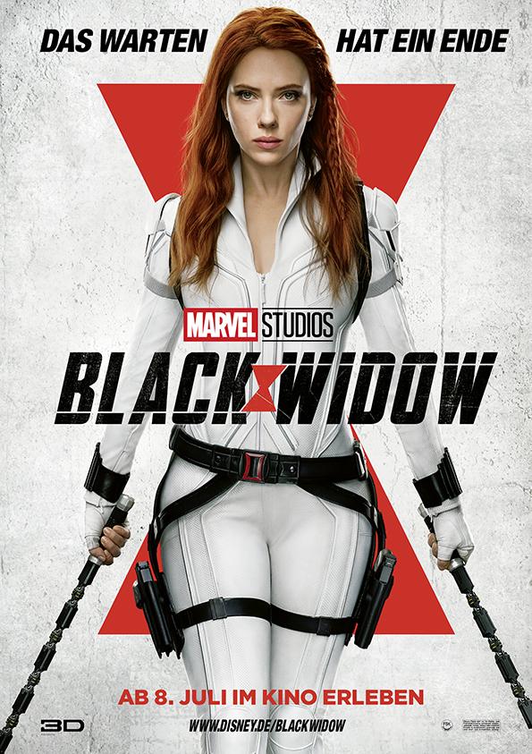 Black Widow Filmplakat
