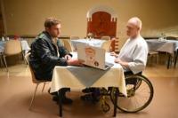 Franz und Rudi im Krankenhaus